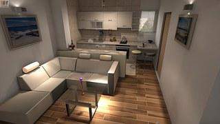 Należyte projektowanie mieszkalnych wnętrz